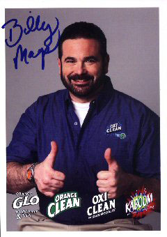 I'M BILLY MAYS