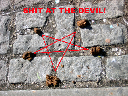 Shit at the Devil