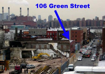 106 Green FDNY Visit