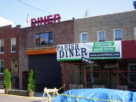 Parish Diner