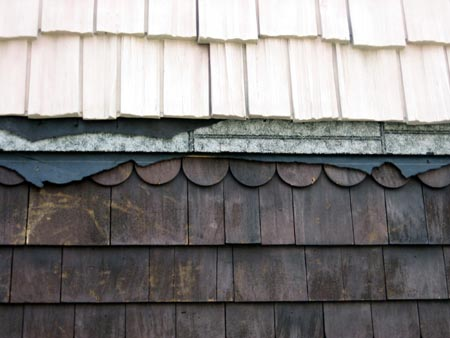Siding on Nassau Avenue 2