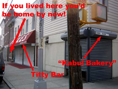 If you lived here…