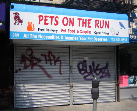 Pets on the Run