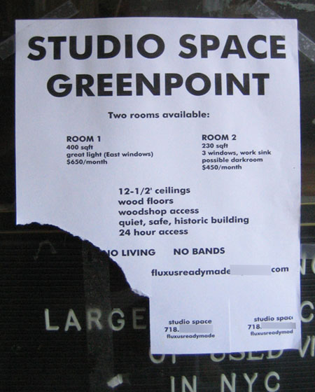 Studio Space Flyer