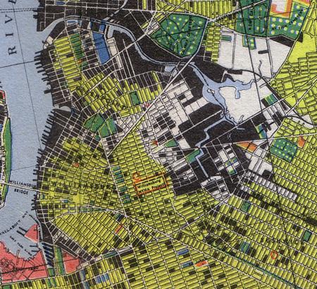 1939 Map