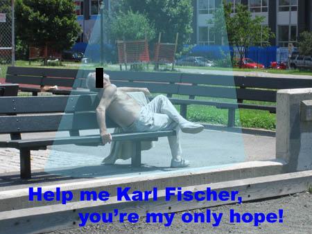 Help me Karl Fischer