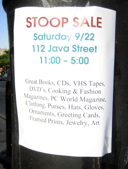 112 Java Street