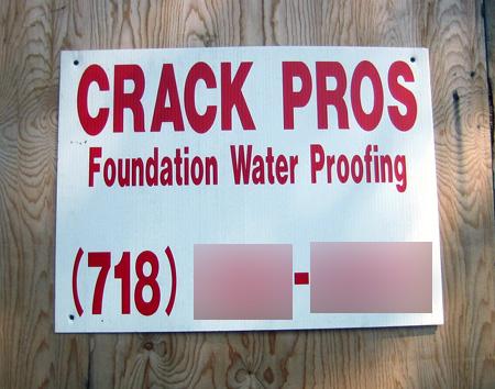 CRACK PROS
