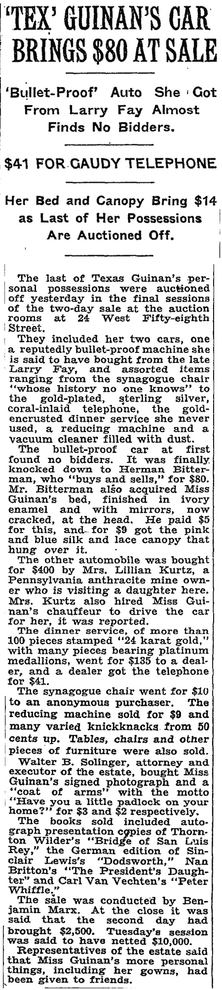 12/21/33 NYTimes