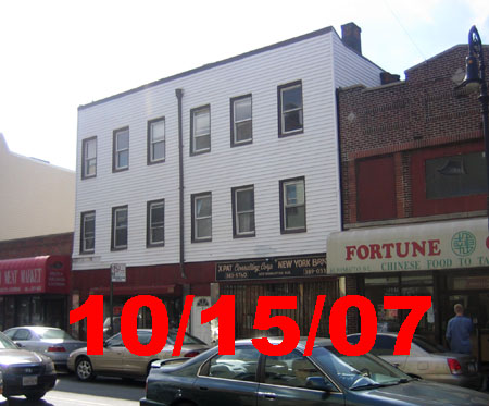 609 Manhattan Avenue 10/15/07