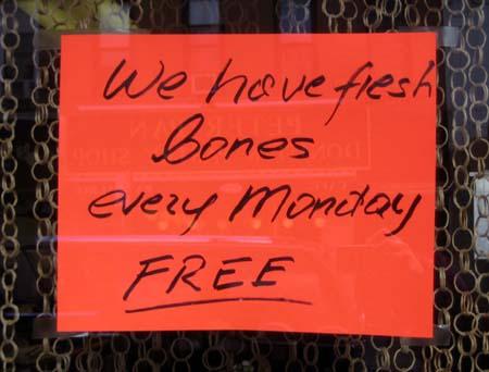 Free Bones!