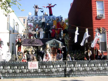 Haunted House on Humboldt