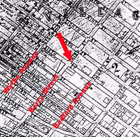 Williamsburg Map