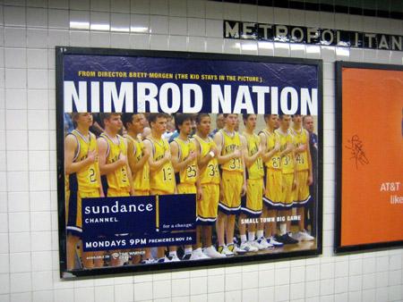 Nimrod Nation, Metropolitan Avenue