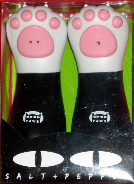Paw Shakers
