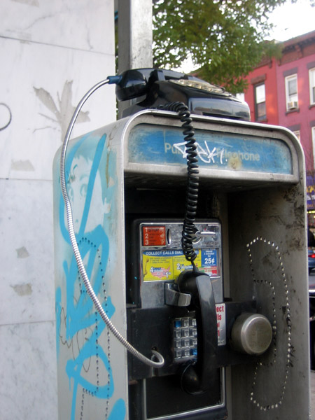 Pay Phone Detail