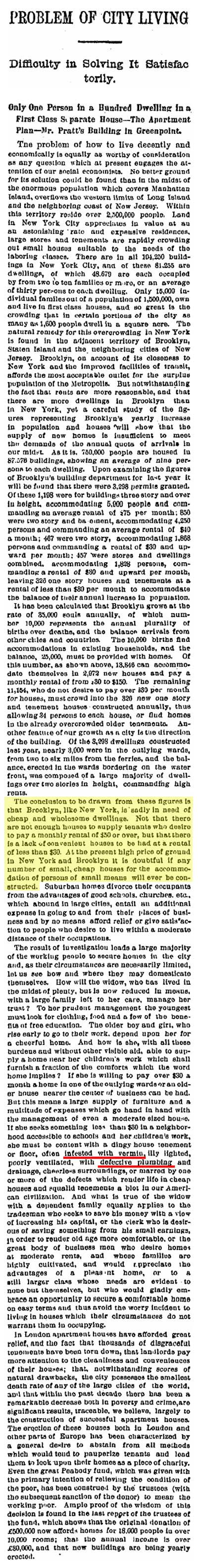 Brooklyn Daily Eagle 12/5/1886