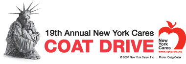 NYCares web site