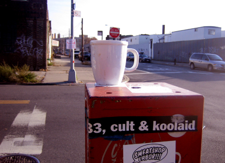 Cult, Cup and Koolaid