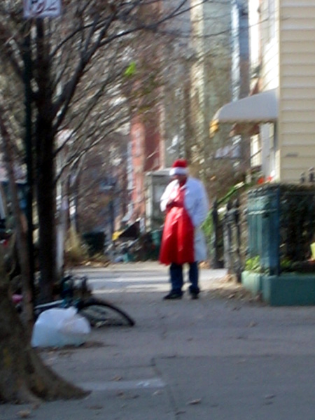 Polish Santa