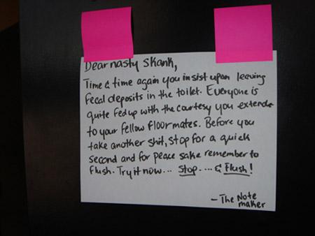 Dear Skank