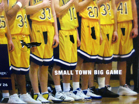 Small town, big game