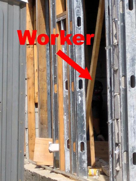 Jefferson Street Worker