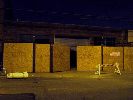 135 North 11 Street Open Door