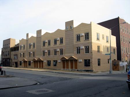 Jefferson Street Luxury Homes