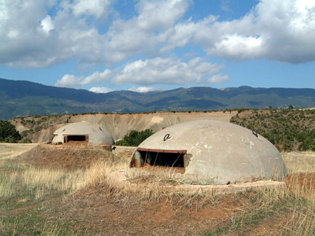Albania Bunkers Small