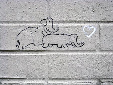 Elephant Love on Green Street
