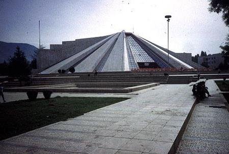 Enver's pyramid taken by Jim Rees
