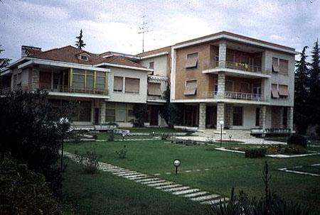 Hoxha House taken by Jim Rees