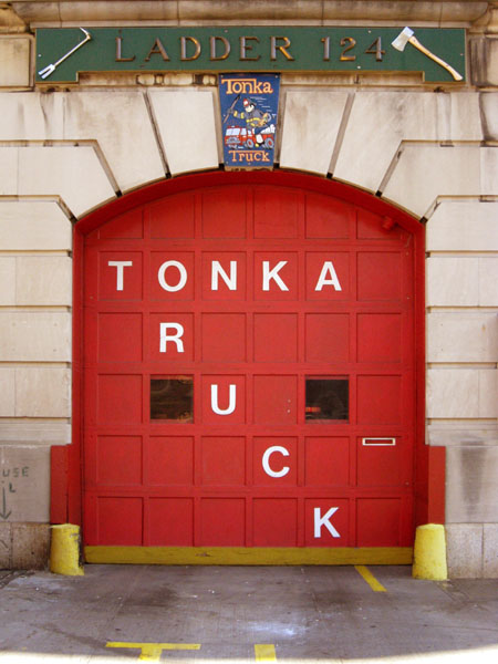 FDNY: TONKA TOUGH