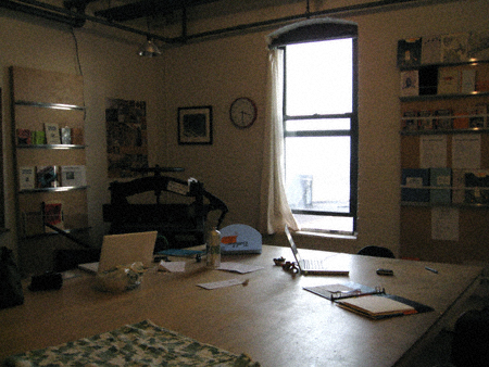 Booklyn Workspace