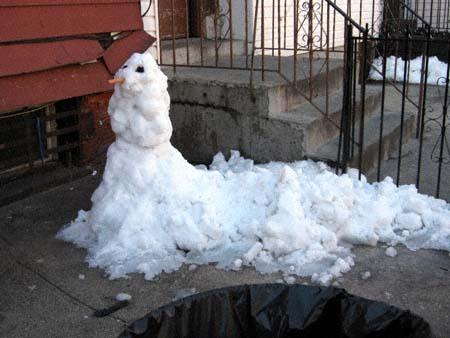 Bushwick Snowman