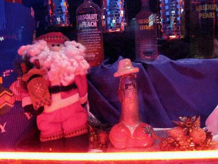Santa and Sombrero