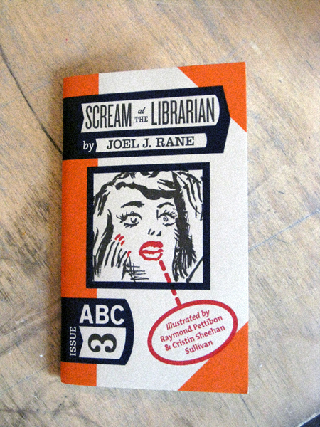 Scream At The Librarian