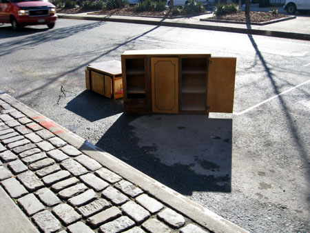 Street Cabinet