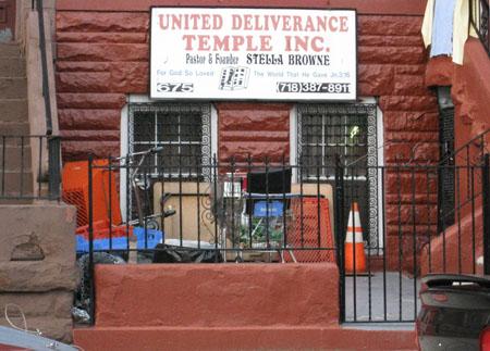 United Deliverance Temple