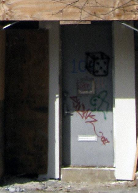 S. 4 Street Front Door