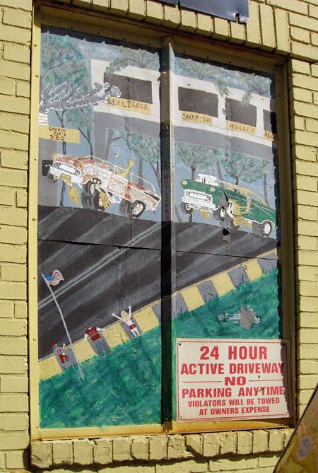 Bedford Avenue Mural