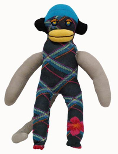 Fresh Art Sock Monkey For Sale