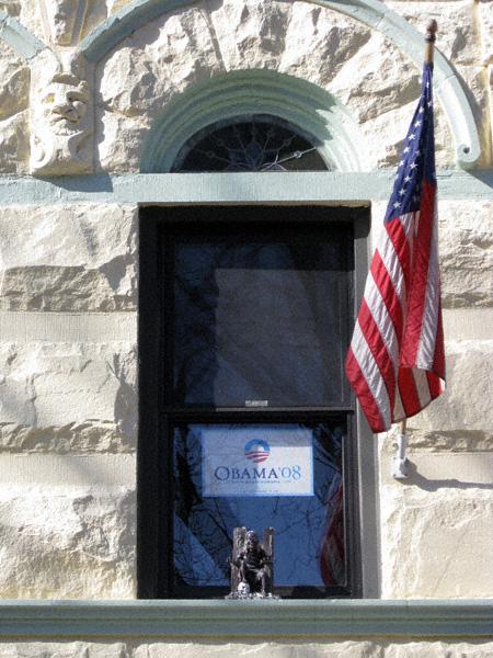 Macdonough For Obama