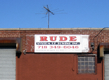 Rude System of Towing, Inc.