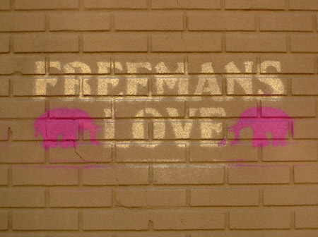 freemanslove