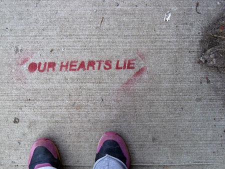 ourheartslie