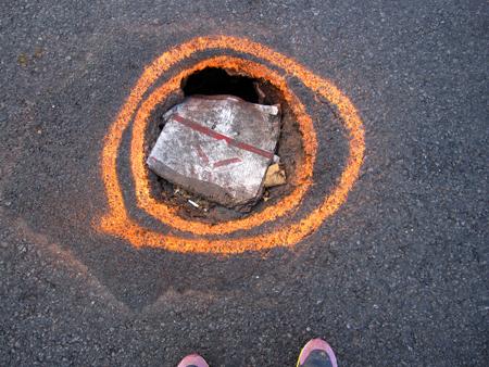 potholecloseup