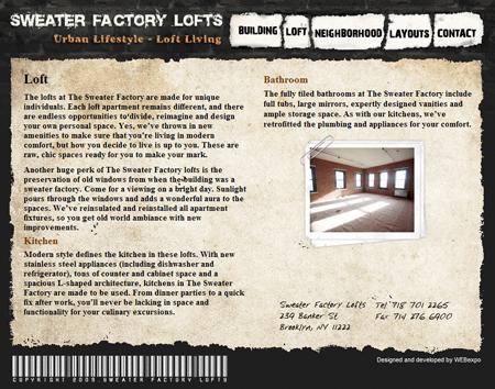 loftsnys