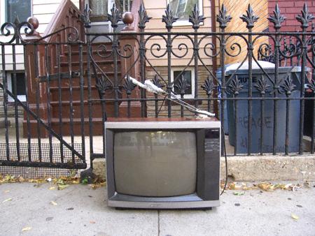 televisionset